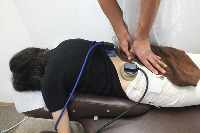 立体動態波Ⓡ治療法